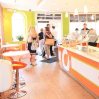 Orange Leaf Newburyport Massachusetts